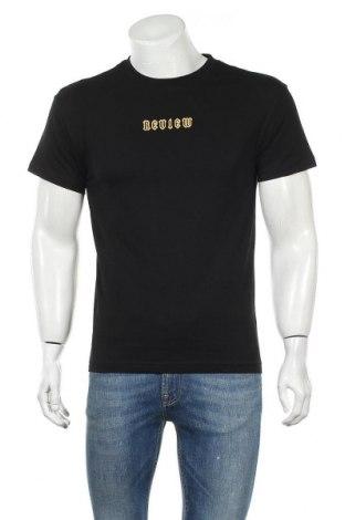 Ανδρικό t-shirt Review, Μέγεθος S, Χρώμα Μαύρο, Βαμβάκι, Τιμή 6,96€