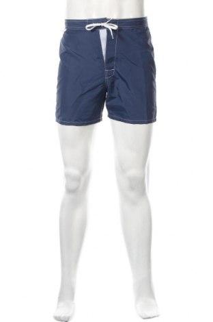 Ανδρικό κοντό παντελόνι Sundek, Μέγεθος S, Χρώμα Μπλέ, Πολυαμίδη, Τιμή 11,56€