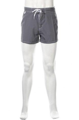 Ανδρικό κοντό παντελόνι Sundek, Μέγεθος M, Χρώμα Γκρί, Πολυεστέρας, Τιμή 10,04€