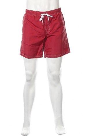Ανδρικό κοντό παντελόνι Sundek, Μέγεθος M, Χρώμα Κόκκινο, Πολυαμίδη, Τιμή 11,56€