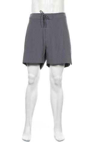 Ανδρικό κοντό παντελόνι Sundek, Μέγεθος XXL, Χρώμα Γκρί, 86% πολυεστέρας, 14% ελαστάνη, Τιμή 11,56€