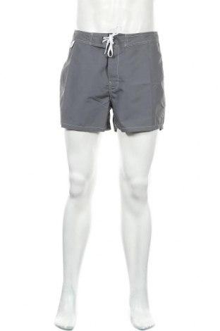 Ανδρικό κοντό παντελόνι Sundek, Μέγεθος M, Χρώμα Γκρί, Πολυαμίδη, Τιμή 11,56€