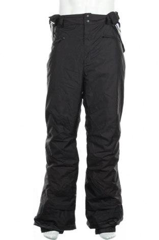 Мъжки панталон Wedze, Размер XXL, Цвят Черен, Цена 34,40лв.