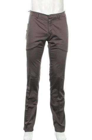 Ανδρικό παντελόνι Dondup, Μέγεθος M, Χρώμα Γκρί, Βαμβάκι, Τιμή 43,15€
