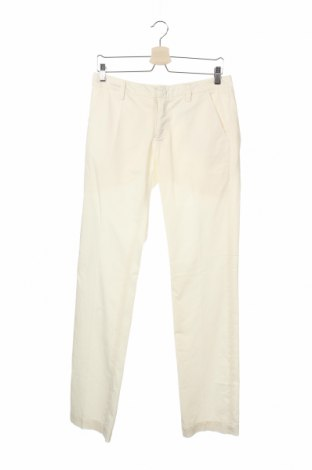 Ανδρικό παντελόνι Dondup, Μέγεθος S, Χρώμα Εκρού, 100% βαμβάκι, Τιμή 42,89€
