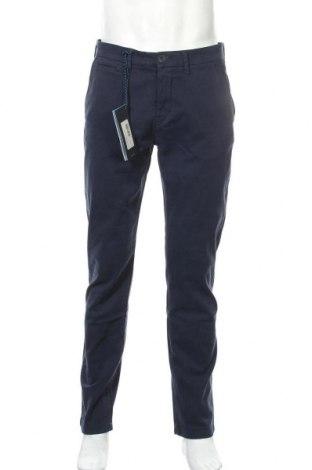 Мъжки панталон North Sails, Размер L, Цвят Син, 98% памук, 2% еластан, Цена 96,39лв.