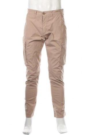 Мъжки панталон North Sails, Размер M, Цвят Бежов, 98% памук, 2% еластан, Цена 89,46лв.