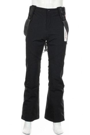 Мъжки панталон за зимни спортове Maier Sports, Размер M, Цвят Черен, Цена 183,58лв.