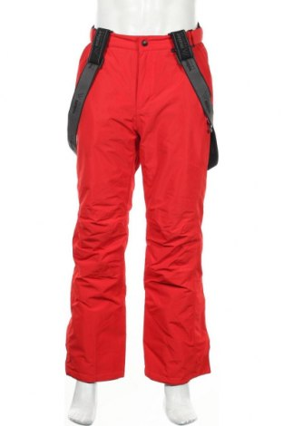 Мъжки панталон за зимни спортове Maier Sports, Размер M, Цвят Червен, Полиестер, Цена 83,90лв.