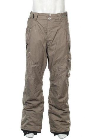 Ανδρικό παντελόνι για χειμερινά σπορ Rossignol, Μέγεθος M, Χρώμα Γκρί, Πολυαμίδη, Τιμή 67,25€
