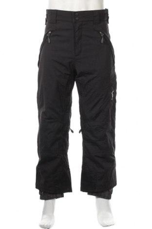 Мъжки панталон за зимни спортове Wedze, Размер M, Цвят Черен, Полиамид, Цена 39,86лв.