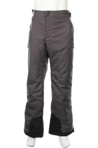 Мъжки панталон за зимни спортове Wedze, Размер L, Цвят Сив, Полиестер, Цена 52,26лв.