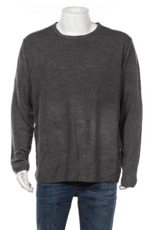 Мъжки пуловер Anko, Размер XL, Цвят Сив, Акрил, Цена 25,39лв.