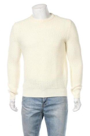 Мъжки пуловер North Sails, Размер XS, Цвят Екрю, 50% акрил, 50% вълна, Цена 103,32лв.