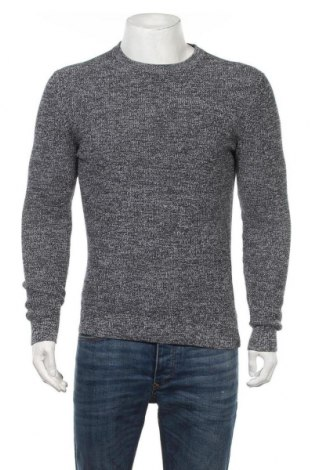 Мъжки пуловер Target, Размер XS, Цвят Син, Памук, Цена 31,25лв.