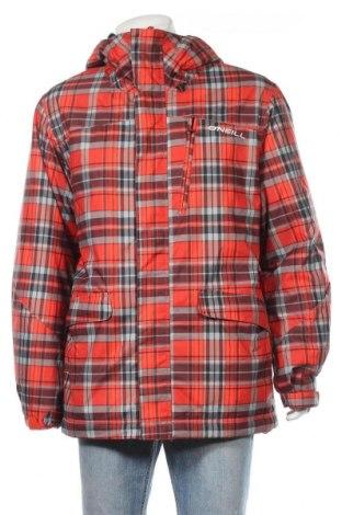 Мъжко яке за зимни спортове O'neill, Размер L, Цвят Многоцветен, Полиестер, Цена 141,91лв.