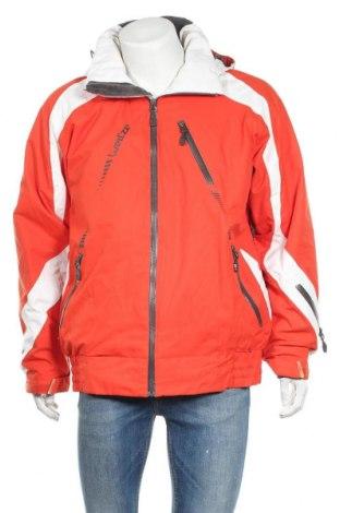 Мъжко яке за зимни спортове Wedze, Размер XL, Цвят Оранжев, Полиестер, Цена 49,90лв.