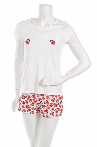 Пижама Monki, Размер XS, Цвят Многоцветен, 95% памук, 5% еластан, Цена 36,18лв.