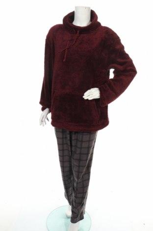Пижама Studio, Размер M, Цвят Червен, Полиестер, Цена 44,25лв.