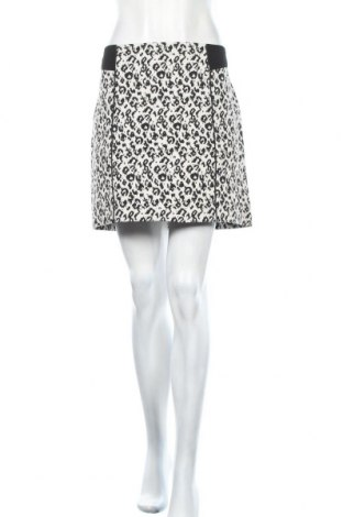 Φούστα Camaieu, Μέγεθος XL, Χρώμα Λευκό, 62% βαμβάκι, 28% πολυεστέρας, 10% ελαστάνη, Τιμή 4,50€