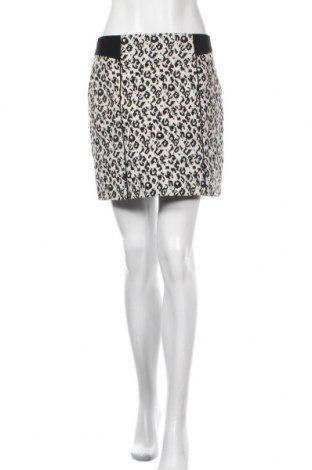 Пола Camaieu, Размер M, Цвят Черен, 62% памук, 28% полиестер, Цена 4,83лв.