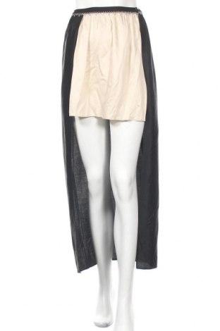 Φούστα F**k, Μέγεθος S, Χρώμα Μαύρο, 100% βισκόζη, Τιμή 12,92€