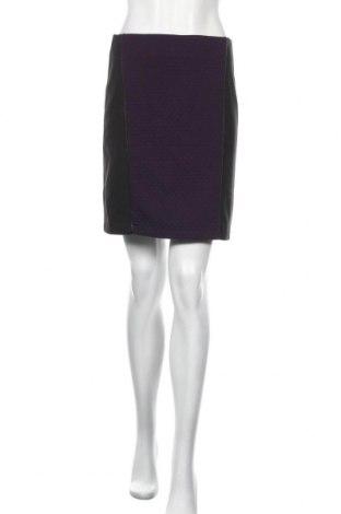 Φούστα Laundry By Shelli Segal, Μέγεθος M, Χρώμα Βιολετί, Πολυεστέρας, βισκόζη, ελαστάνη, Τιμή 9,32€