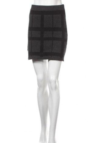 Пола Loft By Ann Taylor, Размер XS, Цвят Сив, 100% памук, Цена 5,29лв.