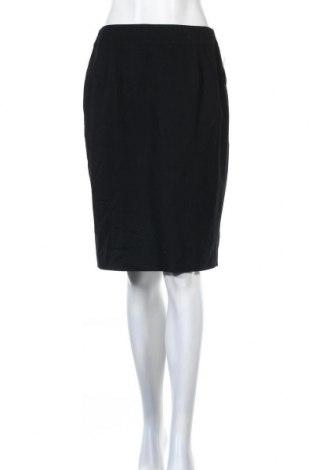 Φούστα Talbots, Μέγεθος S, Χρώμα Μαύρο, 98% μαλλί, 2% ελαστάνη, Τιμή 4,55€