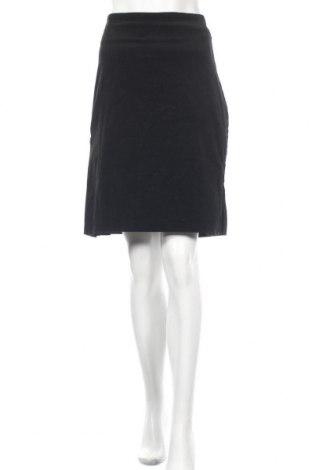 Пола Y-Dress, Размер L, Цвят Черен, 95% памук, 5% еластан, Цена 7,98лв.