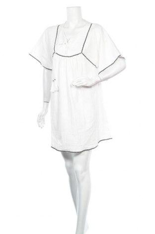 Φόρεμα Anany, Μέγεθος XL, Χρώμα Λευκό, Βαμβάκι, Τιμή 22,81€