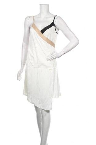 Φόρεμα CAFèNOIR, Μέγεθος S, Χρώμα Λευκό, Βισκόζη, Τιμή 22,02€