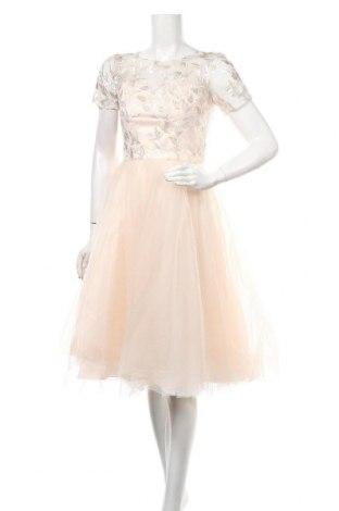 Φόρεμα Chi Chi, Μέγεθος S, Χρώμα Ρόζ , Πολυαμίδη, Τιμή 50,78€