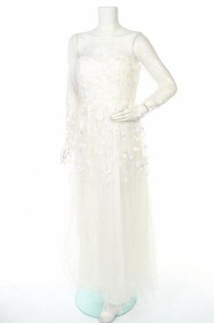 Φόρεμα Chi Chi, Μέγεθος L, Χρώμα Λευκό, Πολυαμίδη, Τιμή 69,82€