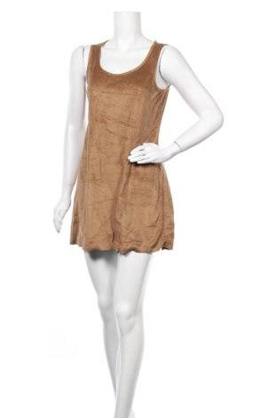 Φόρεμα Chillytime, Μέγεθος S, Χρώμα Καφέ, Πολυεστέρας, Τιμή 3,41€
