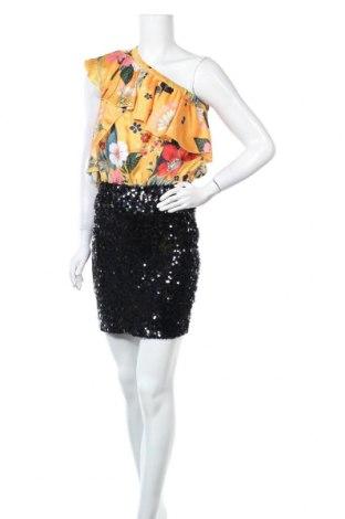 Φόρεμα Denny Rose, Μέγεθος XL, Χρώμα Πολύχρωμο, 95% πολυαμίδη, 5% ελαστάνη, Τιμή 65,67€