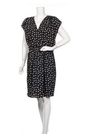 Φόρεμα Ichi, Μέγεθος L, Χρώμα Μαύρο, Πολυεστέρας, Τιμή 10,18€