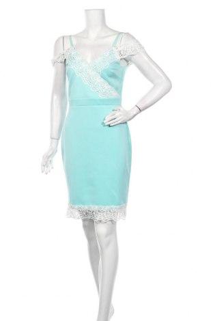 Φόρεμα Lipsy London, Μέγεθος M, Χρώμα Μπλέ, 92% πολυεστέρας, 8% ελαστάνη, Τιμή 27,74€