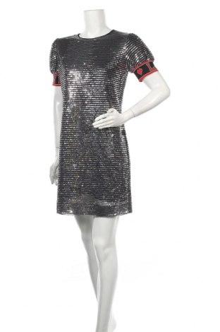 Φόρεμα Love Moschino, Μέγεθος XL, Χρώμα Γκρί, 95% πολυεστέρας, 5% ελαστάνη, Τιμή 223,35€