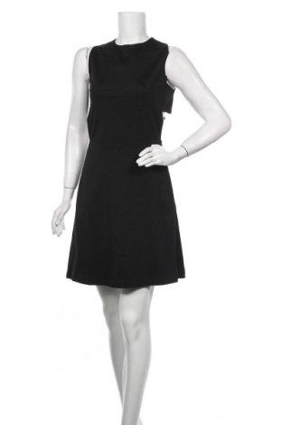 Φόρεμα Love Moschino, Μέγεθος M, Χρώμα Μαύρο, 61% βισκόζη, 33% πολυαμίδη, 6% ελαστάνη, Τιμή 223,35€
