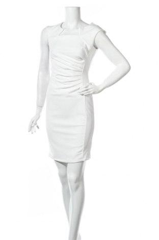 Φόρεμα Manoukian, Μέγεθος M, Χρώμα Λευκό, 60% πολυεστέρας, 35% βισκόζη, 5% ελαστάνη, Τιμή 58,00€