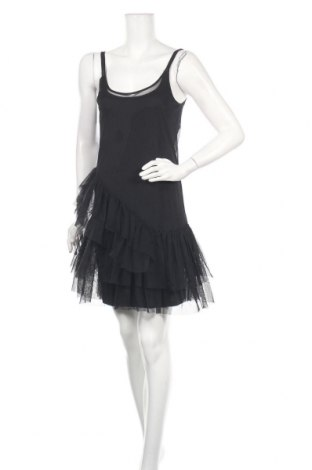 Φόρεμα Patrizia Pepe, Μέγεθος M, Χρώμα Μαύρο, Πολυαμίδη, Τιμή 11,23€