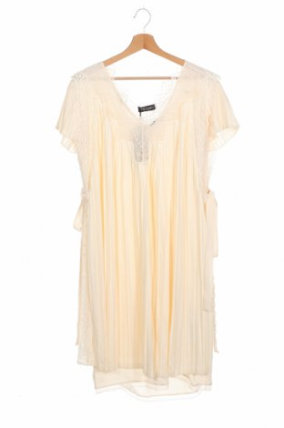 Φόρεμα TWINSET, Μέγεθος S, Χρώμα Εκρού, Πολυεστέρας, Τιμή 49,28€