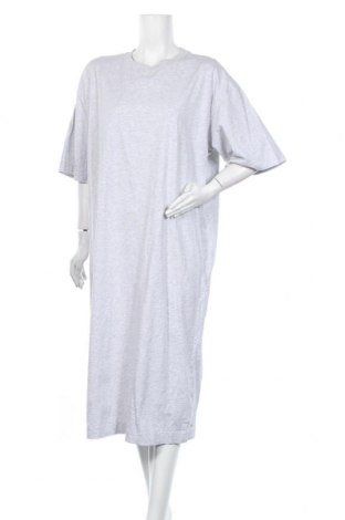 Φόρεμα Weekday, Μέγεθος M, Χρώμα Γκρί, 97% βαμβάκι, 3% βισκόζη, Τιμή 20,10€