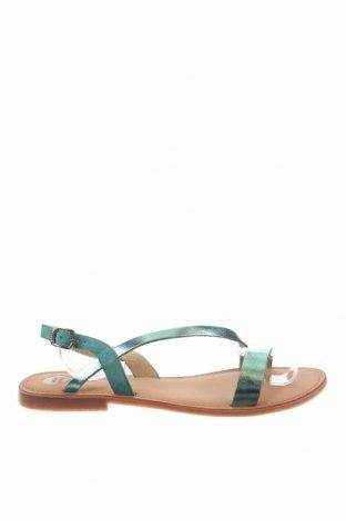 Сандали Gioseppo, Размер 41, Цвят Зелен, Естествена кожа, Цена 38,27лв.