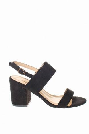 Sandale Primadonna, Mărime 40, Culoare Negru, Textil, Preț 157,37 Lei