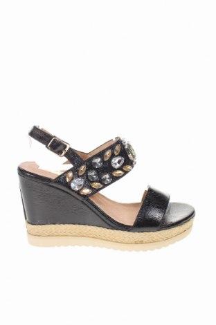 Sandale Xti, Mărime 37, Culoare Negru, Piele ecologică, Preț 137,00 Lei