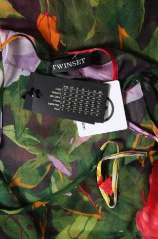 Туника TWINSET, Размер S, Цвят Многоцветен, Вискоза, Цена 83,40лв.