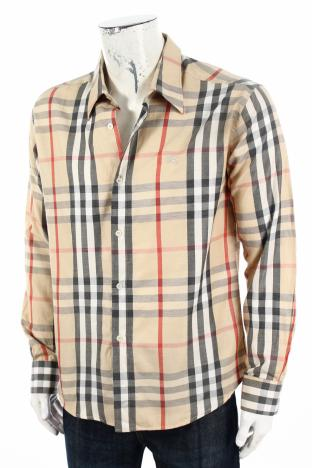 6ccfc1126d0b Ανδρικό πουκάμισο Burberry - σε συμφέρουσα τιμή στο Remix -  2373361