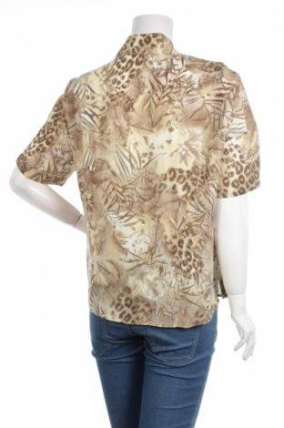 Γυναικείο πουκάμισο, Μέγεθος L, Χρώμα  Μπέζ, Τιμή 10,52€